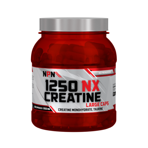 1250 NX Creatine Large Caps 360caps