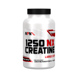 1250NX Creatine Large Caps 120caps
